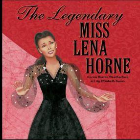 Lena Horne Cover