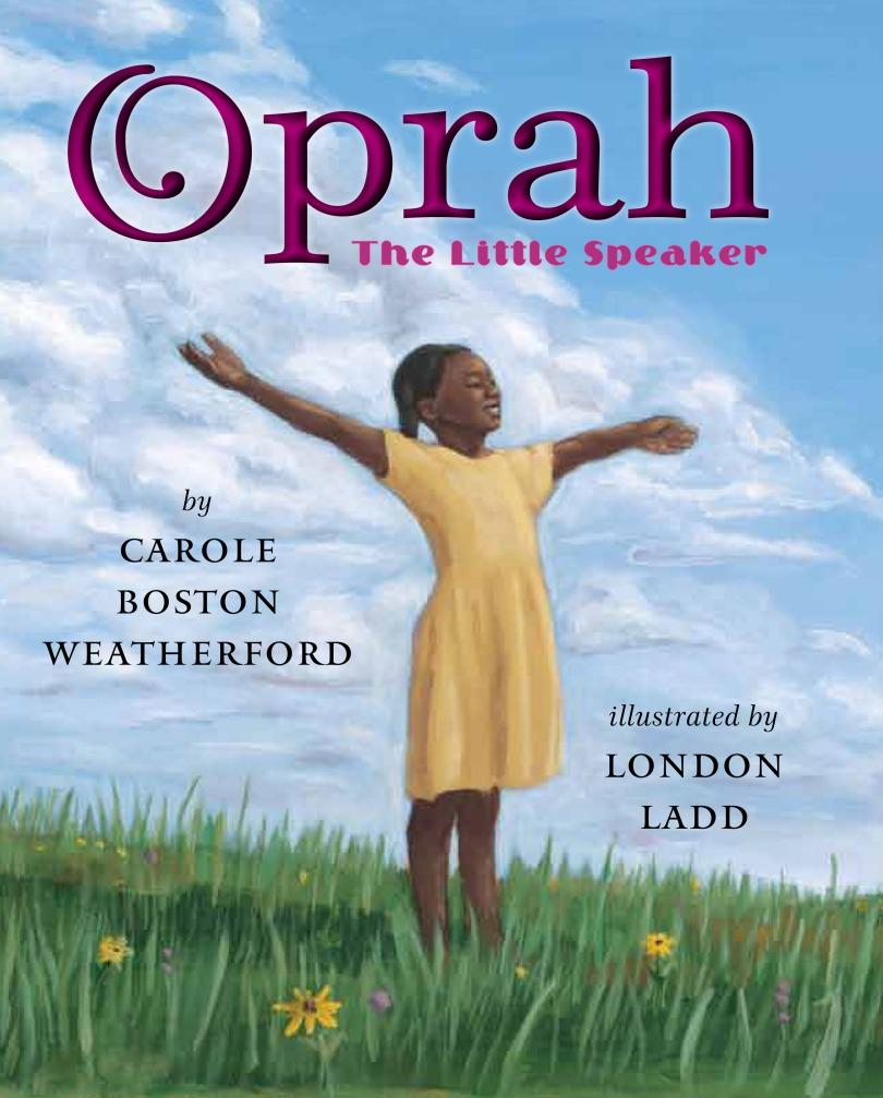Oprah: The Little Speaker