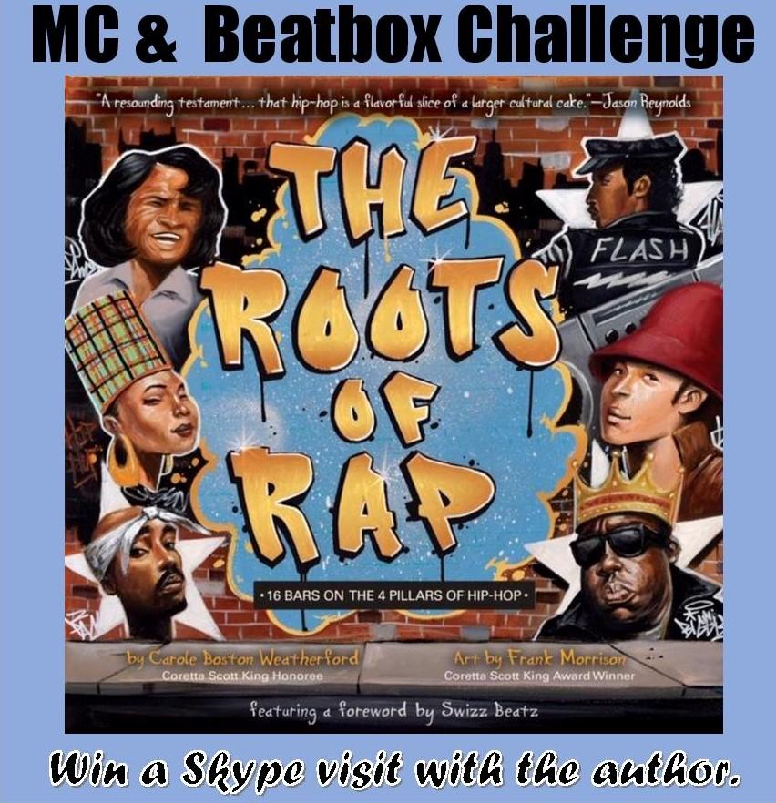 Beatbox challenge flyer