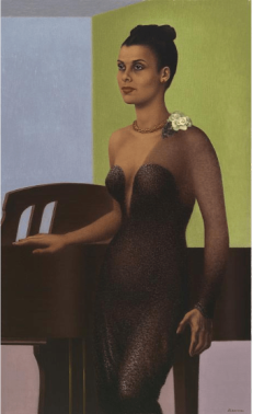 Lena Horne Natl Portrait Gallery